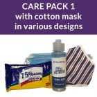 PP care pack 1 - cotton mask