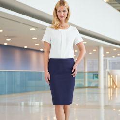 Numana Straight Skirt in 7 colours