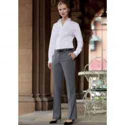 Women's Genoa Slim Leg Trousers