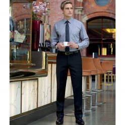 Men's Avalino Flat Front Trousers