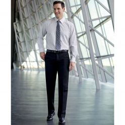 Men's Apollo Flat Front Trouser