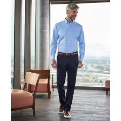 8902 Brunswick Chino Trouser Navy