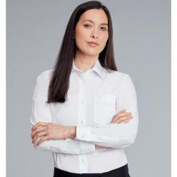 BL901 - Disley shirt white long sleeve