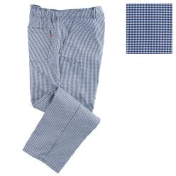 Dennys Polycotton Stud Fly Chefs Trousers CLEARANCE