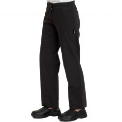 Dennys Women's Black Trousers
