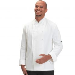 Classic  Long Sleeve Polycotton Jacket