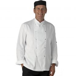 Dennys Best Selling Long Sleeve Chefs Jacket