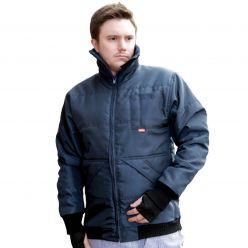Dennys Padded Nylon Freezer Jacket