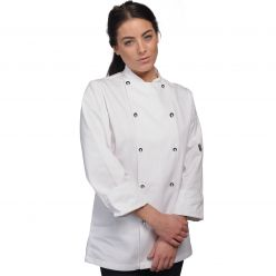Le Chef Original Jacket with Doughnut Studs