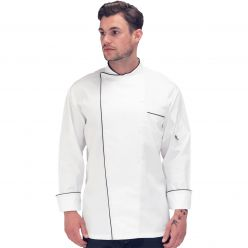 Le Chef Executive Chef Jacket with Piping