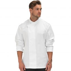 Le Chef Laundry Tough Academy White Long Sleeve Tunic