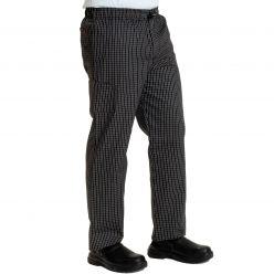 Le Chef Woven Design Trousers