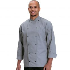 Le Chef Executive Jacket in Black or Grey