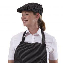 Le Chef Woven Flat Cap