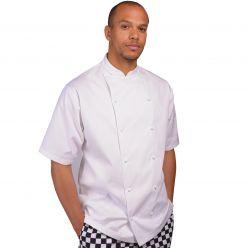 Le Chef Cool & Lite Short Sleeve Jacket