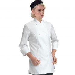 Le Chef Le Grand Women's Long Sleeve Chefs Jacket