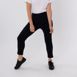DF123 ladies stretch trouser navy