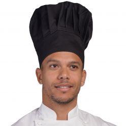 Chefs Tall Black Hat