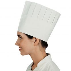 Pal Pleated Chefs Hat