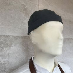 DG120C - beanie cap on mannequin