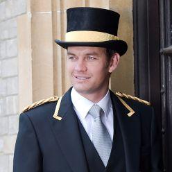 Joseph Alan Top Hat
