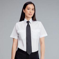 Disley Ladies Short Sleeve Pilot Shirt