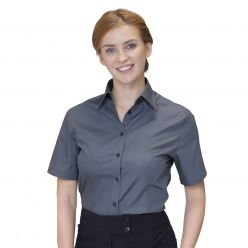 Joseph Alan Ladies' Shirt Short Sleeve