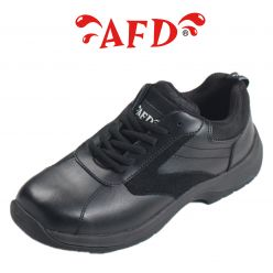 AFD Non Slip Trainer Black