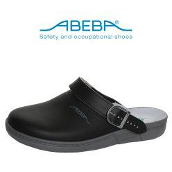 Abeba Black Sandal