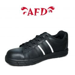 AFD Leather Safety Trainer