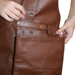 Joseph Alan Detachable Leather Pocket for DP118