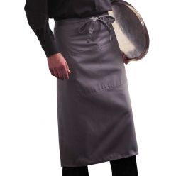 Dennys Bistro Apron With Pocket in 15 Colours