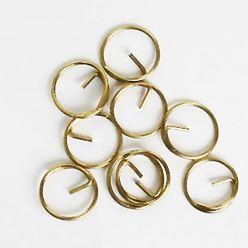 Brass Rings Per Hundred