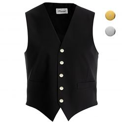 Small Metal Buttons for Waistcoats