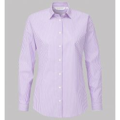 LL41 - Lilac stripe blouse ladies