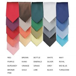 Premier Coloured Ties