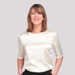 Ravenna blouse cream