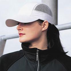 Ventilated Mesh Baseball Cap