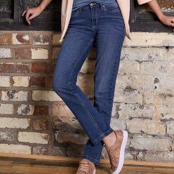 SD11 So Denim Ladies Katy straight jeans - regular length -