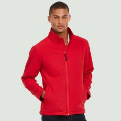 Uneek Classic Full Zip Waterproof Soft Shell Jacket