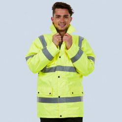 Uneek Road Safety Jacket