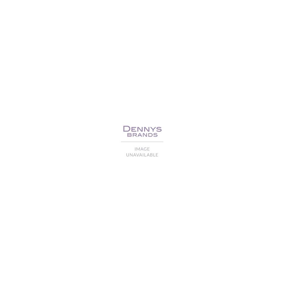 DP44 blue check printed bib apron