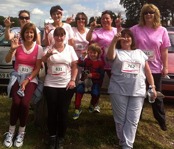 Dennys - Race For Life