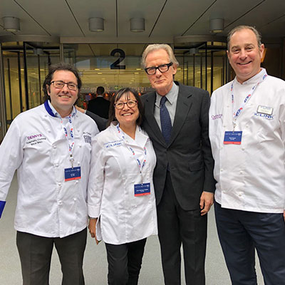 The Clink Restaurants with Bill Nighy
