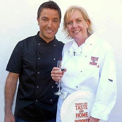Chef Gino D'Acampo