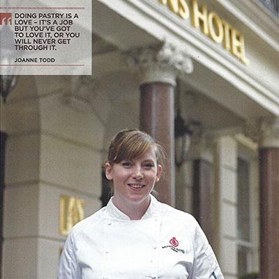 Chef Joanne Todd