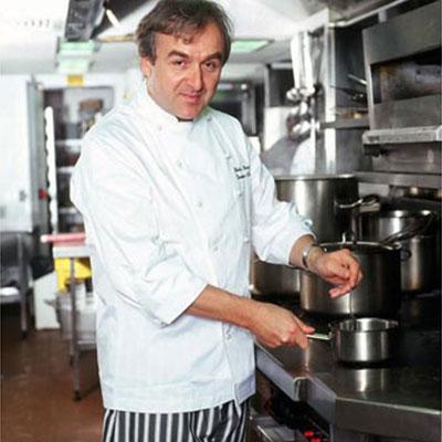Chef Herbert Berger