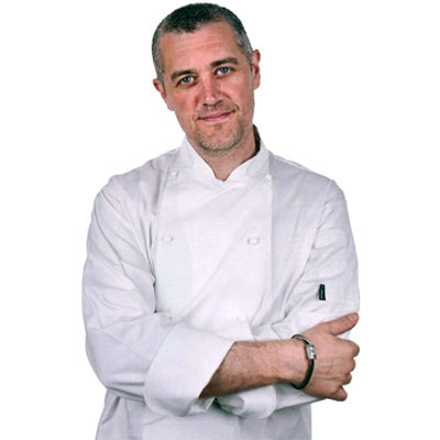 Chef Paul Merrett