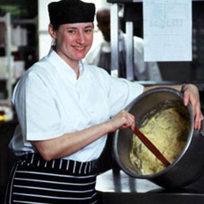 Chef Claire Clark