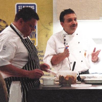 Chef Chad Rahman